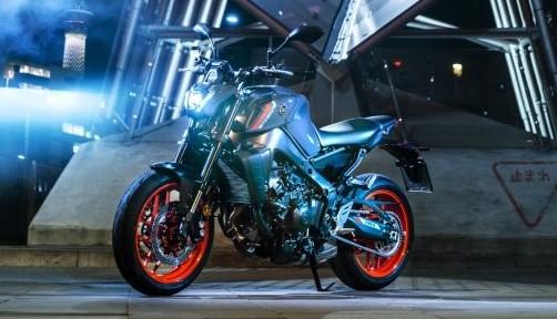 Nouvelle Yamaha MT-09 2021: plus de couple et nouveau style!
