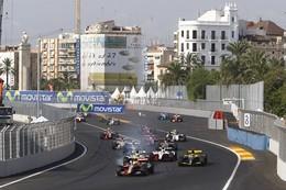 GP2 Valence Course 2 : pénalités pour Filippi et Chandock