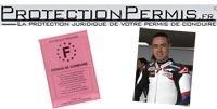 Sébastien Gimbert protège votre permis