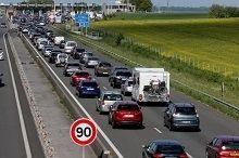 90 km/h sur les autoroutes ? L'opinion dit non