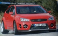 Future Ford Focus 2 RS ?
