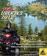 TGB Liberty's Quad 2012 : rendez-vous les 23 et 24 juin !