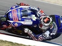 MotoGP - Grande Bretagne : Lorenzo a déjà sorti le marteau