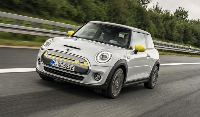 Mini va revoir toute sa gamme, avec plus d'électriques et plus de SUV