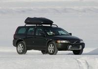 Future Volvo XC60 : les mulets