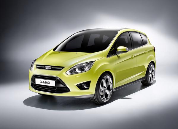 Salon de Francfort 2009 : le nouveau Ford C-Max sortira en 2010