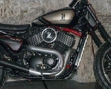 Nouveauté - Harley-Davidson : quand la Street 750 se fait scrambler