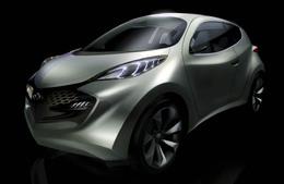 Salon de Francfort 2009 : le Concept Hyundai ix-Metro