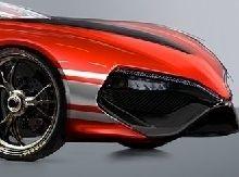 Concept - Ducati: un joli bolide à quatre roues signé Jakusa Design