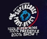 25ème Supercross de Bercy, 1ère soirée