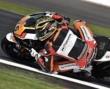 MotoGP - Grande Bretagne: Loris Baz en pole position des Open