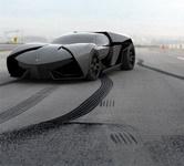 Concept Lamborghini Ankonian: Un scarabée V12 !