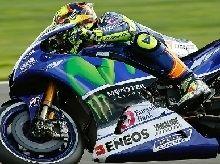 MotoGP - Grande Bretagne : la pluie bénit Rossi