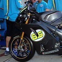 Moto GP: Capirossi: Heu-reux !