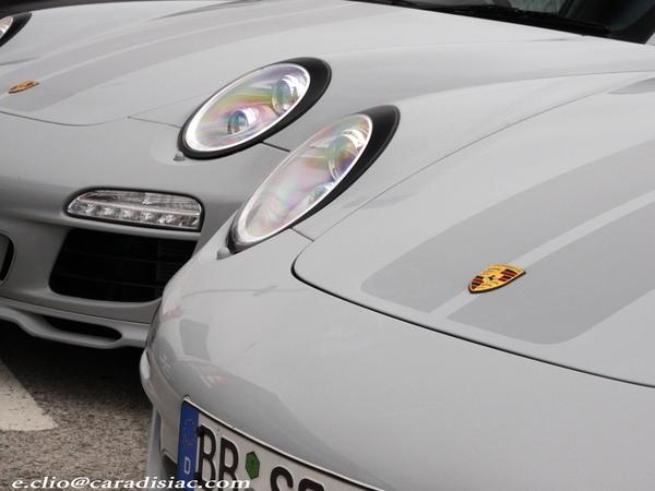 Photos du jour : Porsche 911 Sport Classic