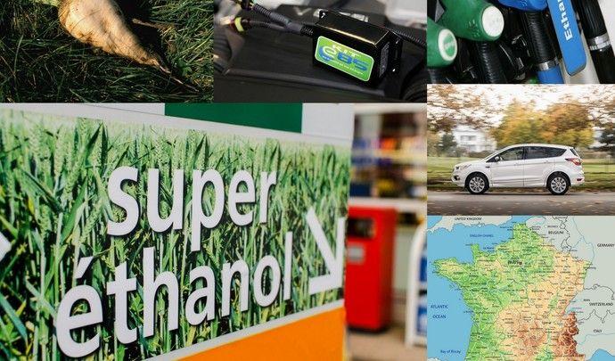 E85: faut-il craquer pour ce carburant à 0,70 €/l? (enquête vidéo)