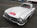 Photos du jour : Mercedes 300 Sl Gullwing (Rallye de Paris)
