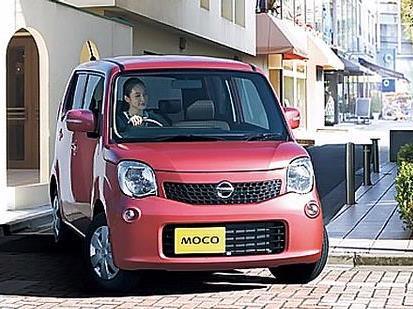 Nouveau Nissan Moco, c'est bien une Suzuki