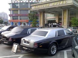 Fin de l'Eldorado pour la voiture de luxe en Chine ?