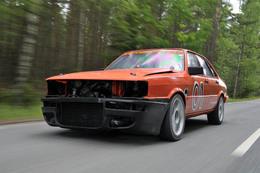 Réveil Auto - Audi 80 Martinsson Racing : saucisse épicée