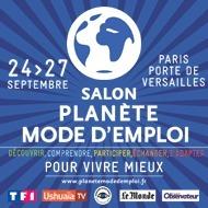 SalonPlanèteModed'Emploi: le développement durable évoqué