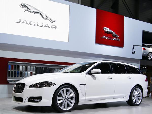 Un nouveau logo pour Jaguar