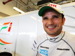 F1 - Remplaçant de Robert Kubica : ce dernier préfèrerait Vitantonio Liuzzi