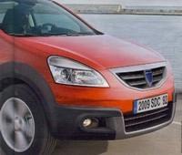 Future Dacia 4x4 pour 2010