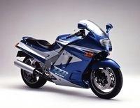 1990 - 2010 : La Kawasaki ZZR fête ses 20 ans