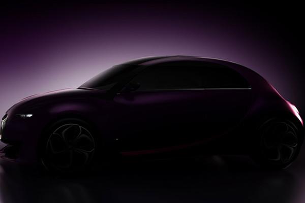 Salon de Francfort 2009 : un Concept Citroën ressemblant à une 2 CV !