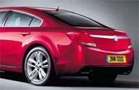 La future Opel Vectra ressemblera-t-elle à ça?