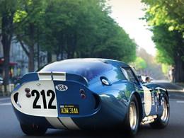 Réponse du quizz du quizz du 15 juillet: C'était la rarissime Cobra Daytona !