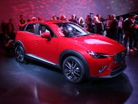 Mazda CX-3 : le tueur de Renault Captur et Peugeot 2008 ? - En direct du salon de Los Angeles