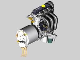 Salon de Francfort 2009 : un nouveau moteur thermique prolongateur d'autonomie signé Lotus Engineering