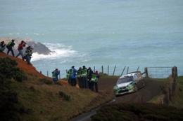WRC Nlle Zélande : les orages modifient le parcours