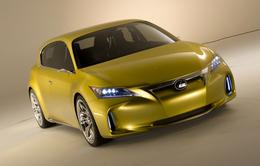 Salon de Francfort 2009 : une autre photo du Concept hybride Lexus LF-Ch
