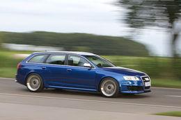 Audi RS6 IMSA : Pour père de famille (très) pressé