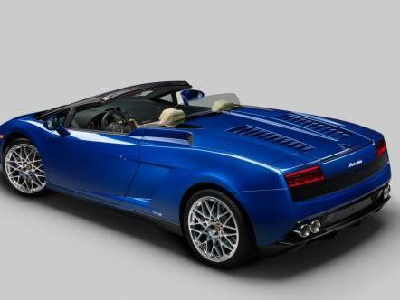 Future Lamborghini Gallardo: les dernières infos