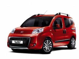 Salon de Francfort 2009 : le Fiat Qubo Trekking
