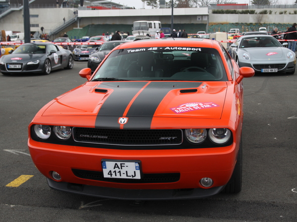 Photos du jour : Dodge Challenger