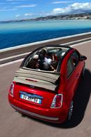 Salon de Francfort 2009 : la nouvelle Fiat 500 C