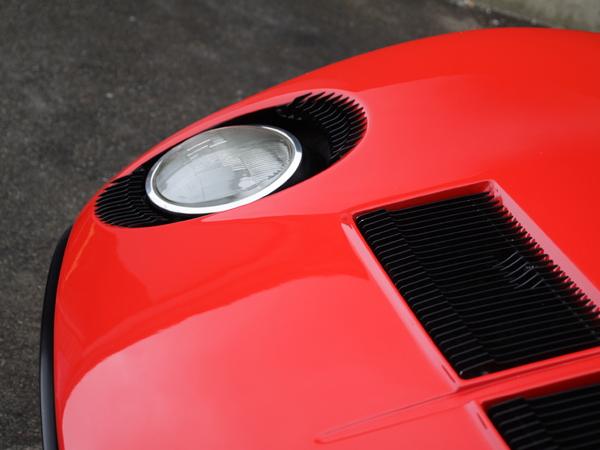 Photos du jour : Lamborghini Miura S