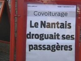 Faits divers: le covoiturage est dangereux en revenant de Nantes
