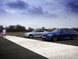 Top Gear : BMW M5 F10, meilleure que la E60 ?