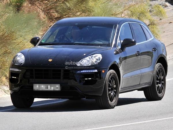 Début de production en décembre pour le Porsche Macan