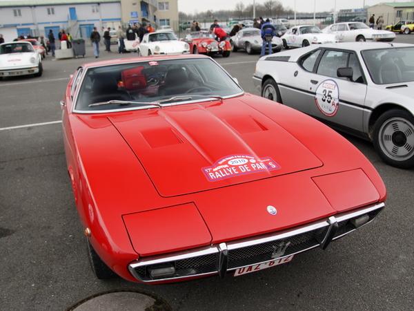 Photos du jour : Maserati Ghibli SS