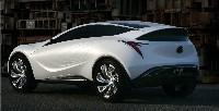 Salon de Moscou: Mazda Kazamai Concept en photos