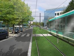 Tramway en Ile-de-France : un site Internet pour vous informer sur le futur T7