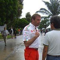 Moto GP - Rossi sur Ducati: Suppo est ni pour, ni contre, bien au contraire