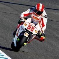 Moto GP: Quand Marco Simoncelli parle de ses collègues espagnols et de Valentino Rossi